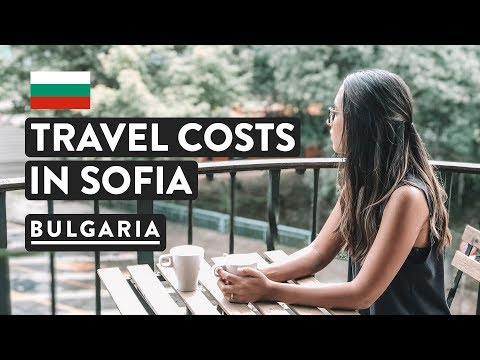 IS BULGARIA CHEAP? Sofia cost of living in Bulgarian Lev | T