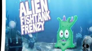 Alien Fishtank Frenzy  Android Game - playslack.com