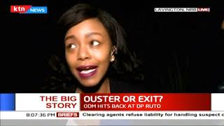 ODM Party: William Ruto is on his way out of Jubilee Party | KTN News The Big Story