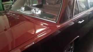 1967 Plymouth Valiant mopar, bmw M60 engine, low