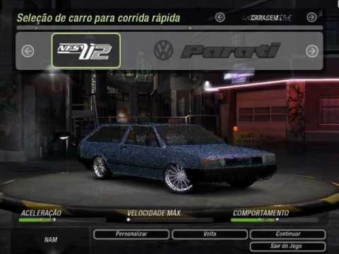 carros brasileiros para need for speed underground 2 gratis