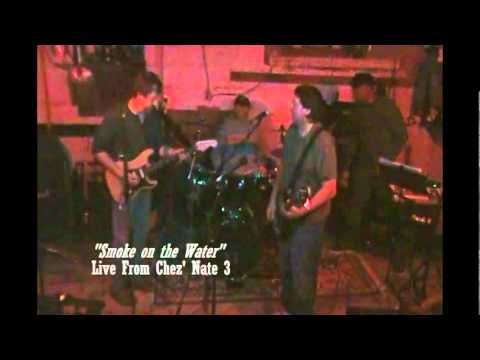 "Ross and ""The Band"" Live From the Chez' Nate 3--Pa..."