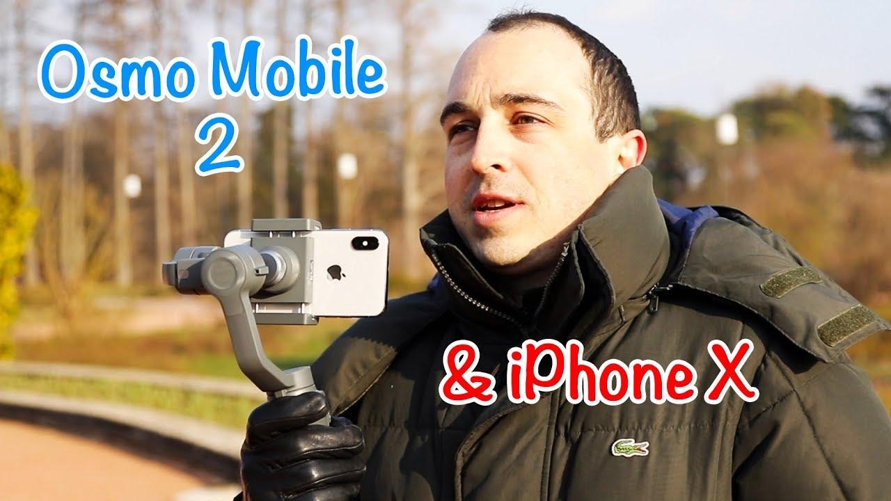 Stabilisateur Iphone X