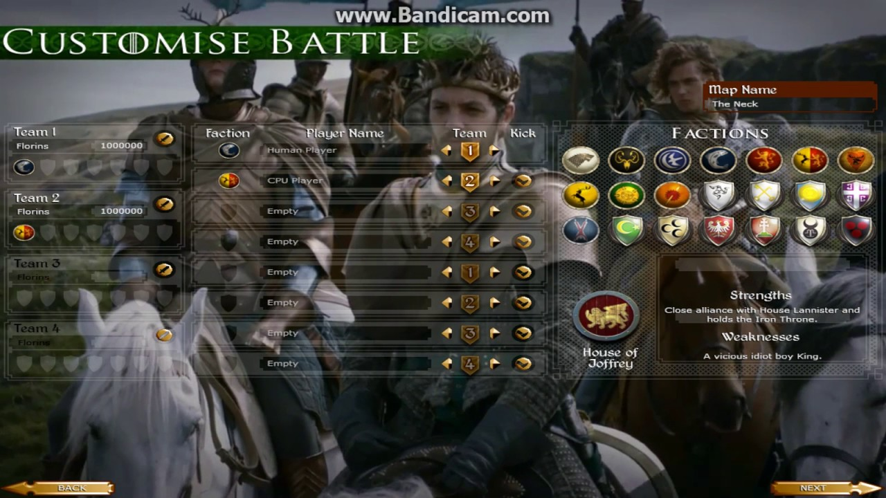 medieval 2 total war game of thrones mod opening