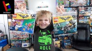LEGO BATMAN MINIFIG MONDAY + BONUS BUILD!