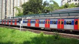 MLR Train, Hong Kong Railway九廣東鐵中期翻新列車