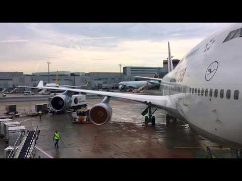 ✈ FLIGHT REPORT -  Zagreb ZAG to Frankfurt FRA - Croatia Airline A320 (OU416) | BONUS LH470 747
