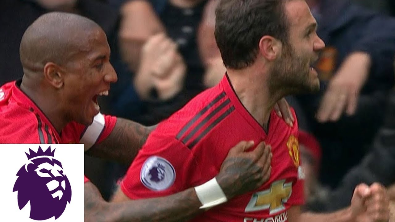 Image result for Manchester United 1 Chelsea 1 4/28/19 game pics