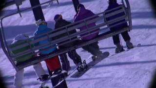 "Skull Candy Headphones ""Snowboarding"" Commercial. Director - Jennav..."