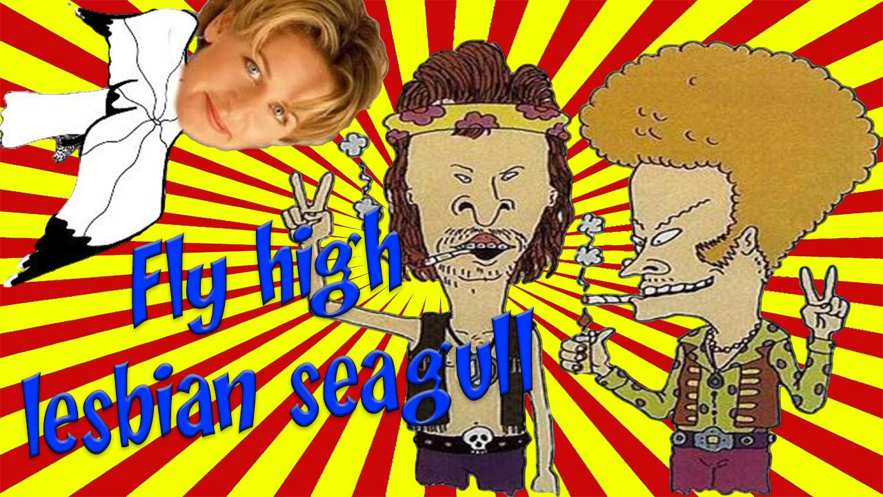 Lesbian seagull video beavis and butthead