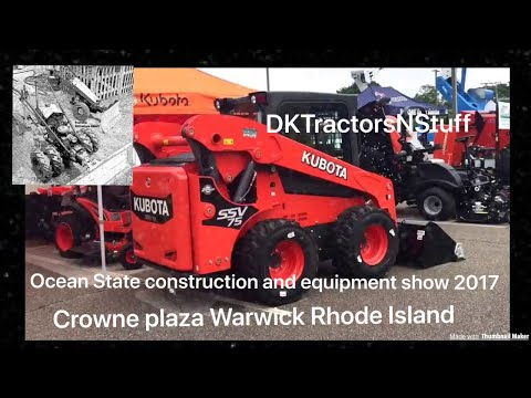 Ocean State construction and equipment show 2017 Crowne plaza Warwick Rhode Island