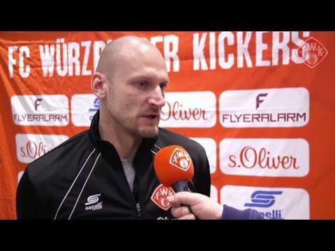 """Kickers TV: """"Wir leben für den Fußball"""", sagt Robert Wulnikowski"""