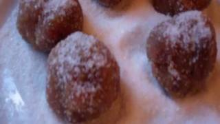 Sweet Spicy Sour Tambran Balls.