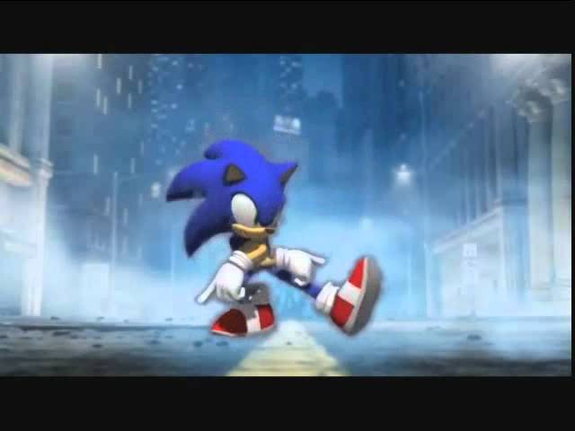 SONIC GENERATIONS - GANGNAM STYLE Travel Video