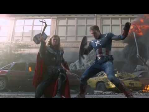 The Avengers trailer: Derp edition