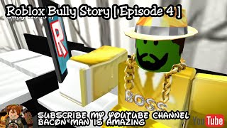 Roblox Bully Story - NJ Has Escaped From The Jail ? [ Episode 4 ]