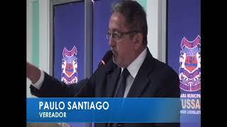 Paulo Santiago Pronunciamento 18 10 17