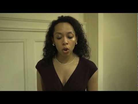 Douglas Townsend's AVE MARIA for soprano, clarinet and piano (2012)