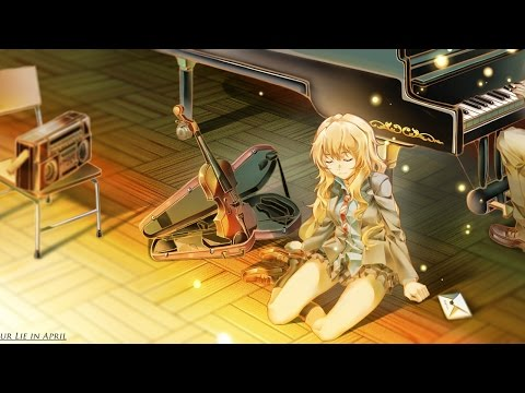 2-Hour Anime Music - Relaxing Beautiful Anime Piano Soundtracks