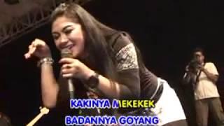 MONATA RATNA ANTIKA - GOYANG WALANG KEKEK Live
