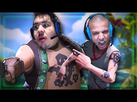 GREEK AND TYLER'S PIRATE LIFE