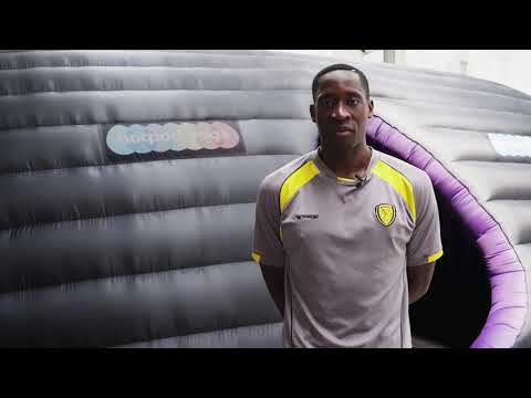 HPY Derby joins forces with Burton Albion FC - Lucas Akins