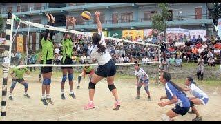 National Women's Volleyball || FINAL GAME || खेल हेर्नुहोस दुबै टिम उस्तै छन कस्ले जित्ला त