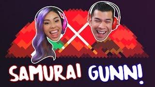 NOOB SAMURAIS  - Samurai Gunn - Husband vs Wife
