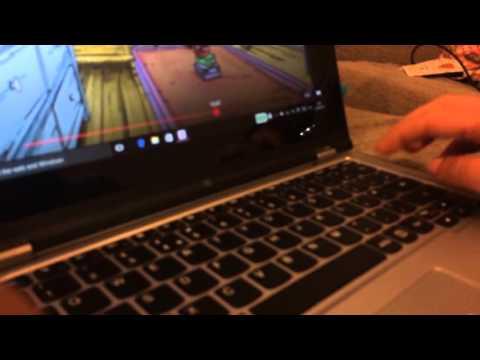 Lenovo Yoga 2 11 6 laptop keeps freezing and making loud