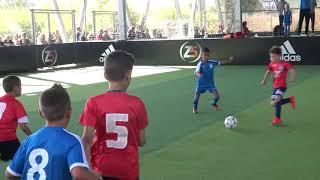 Tournoi football u9 osm nouvelle vague z5 aix en provence zinedine zidane 16 09 2017