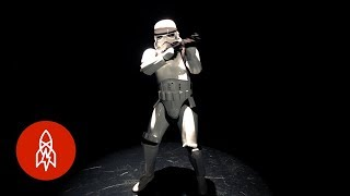 What It Feels Like To Be A Stormtrooper In