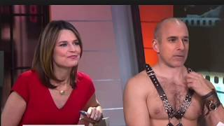 Matt Lauer Joked About Anal Sex With His Co Host