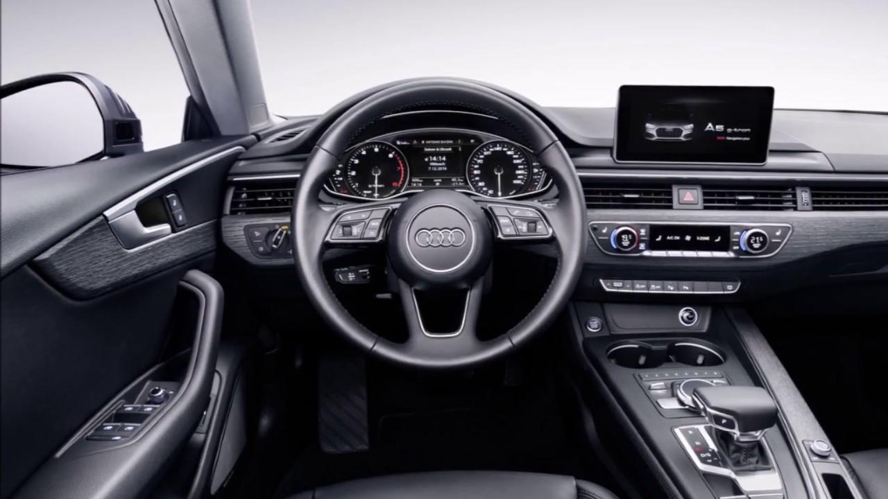 Preview: AUDI A5 Sportback g tron 2019 - YouTube