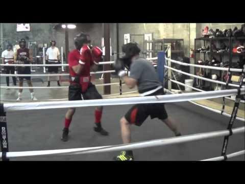 Downtown Boxing Club - Washington, DC - 2-28-2016