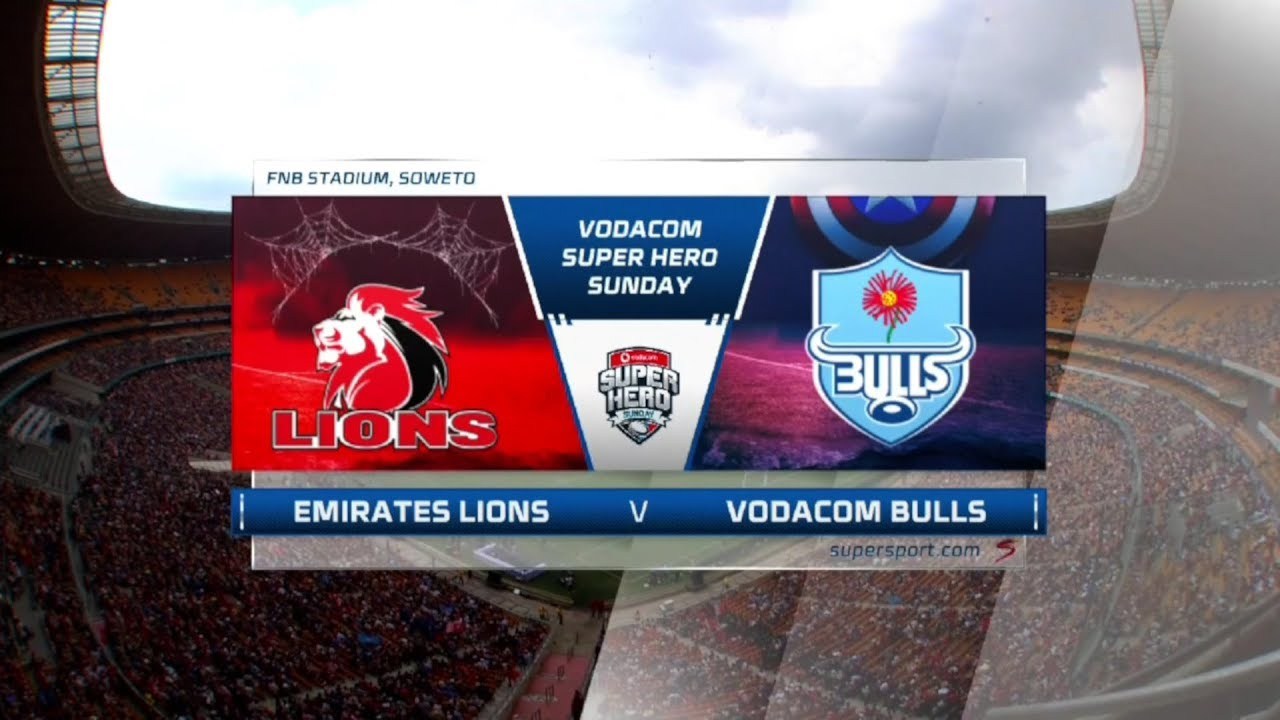 Vodacom Super Hero Sunday | Emirates Lions v Vodacom Bulls | Highlights - SuperSport