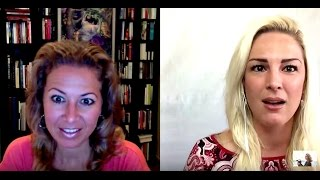 Trauma Release Session with Evette Rose (2:2) (Metaphysical Anatomy Session)