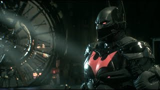 Batman: Arkham Knight (PC)(Batman Beyond Walkthrough)[Part 3] - Track Down Oracle [1080p60fps]