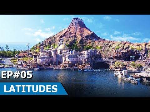 Japan - Disney Sea | Finland | England & Africa - Railway History | Latitudes : Episode 5