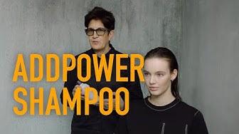 Best Shampoo for Thin Hair   KMS ADDPOWER Shampoo