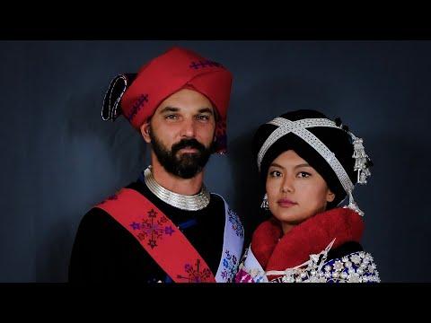Download Iu Mien girl Marrying Italian Boy (Eric & Crest May) 9-4-2021