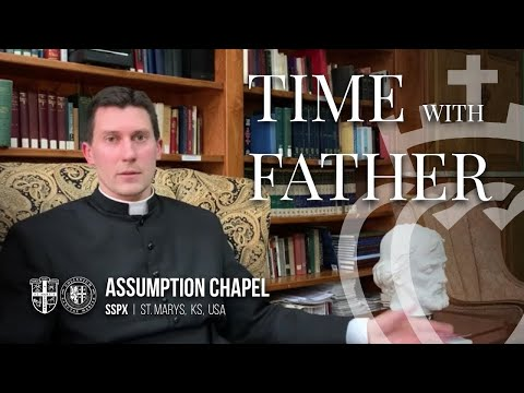 Time with Father Ep. 48 - A Few Stories of St Philip Neri