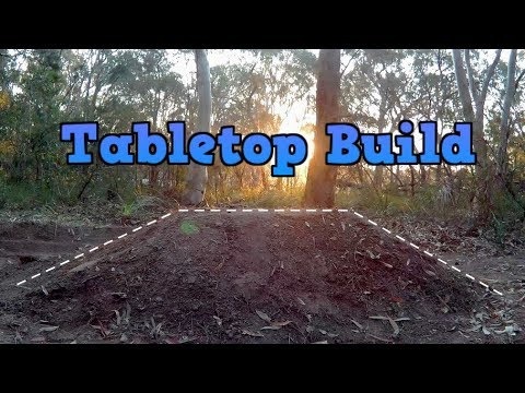 how to build a tabletop jump