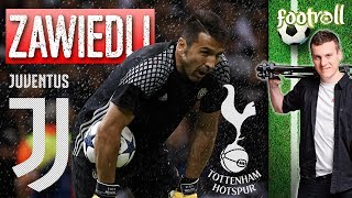 Juventus zawiódł! Co pokaże Real z PSG? Raport z Ligi Mistrzów!