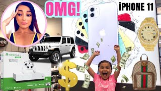 If You GUESS THE PRICE, I'LL BUY IT FOR YOU CHALLENGE! *OMG!!*