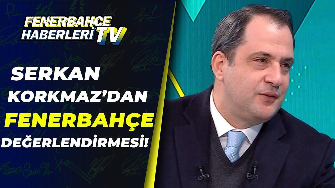 Serkan Korkmaz Sivasspor-Fenerbahçe Maçını Değerlendirdi!
