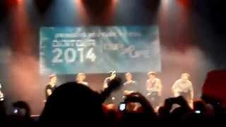 CONNOR FRANTA HAS A TRAMP STAMP? (O2L Digitour 2014) Thumbnail
