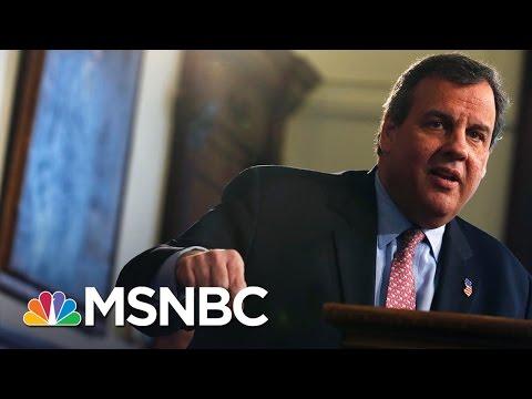 Chris Christie Releases Statement On Bridgegate Verdict | Andrea Mitchell | MSNBC