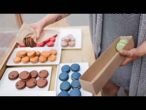 Alexandra's Macarons, Episode 3