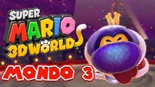 SUA SIBILANZA!   SUPER MARIO 3D WORLD #6 ITA
