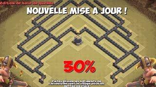 top bases bouclier gratuit   hybride   hdv 8 9   2016   clash of clans fr
